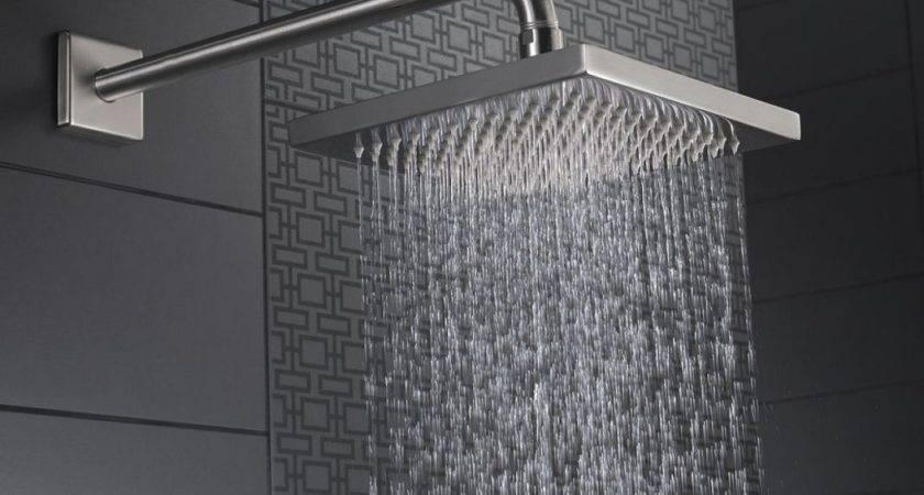 Creativity Rain Shower Head Home Interior Design Ideas