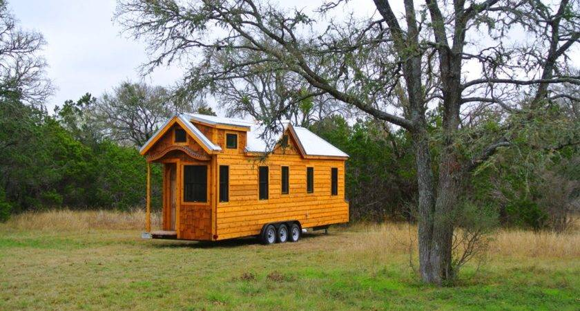 Custom Foot House Not Tiny Towable Home