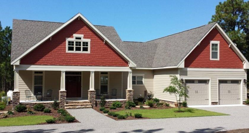 Custom Home Builder Sanford New House Plans Floor