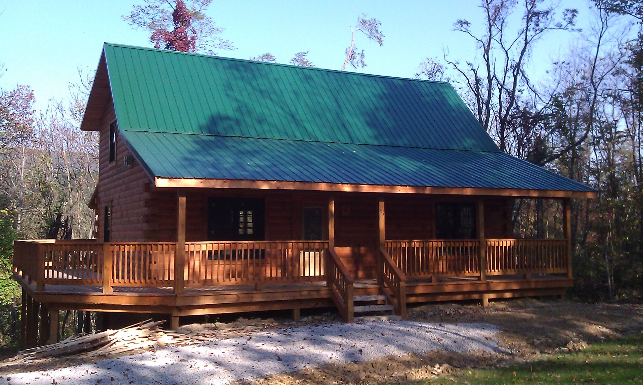 Custom Log Modular Homes Sale Berkeley Springs West Virginia