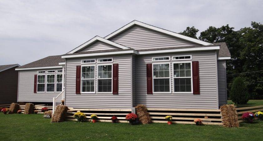 Custom Modular Homes Ranch Home