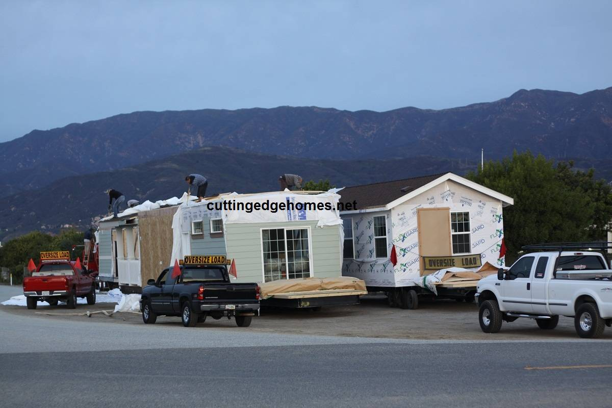 Cutting Edge Homes Our Modular Home Set Carpinteria