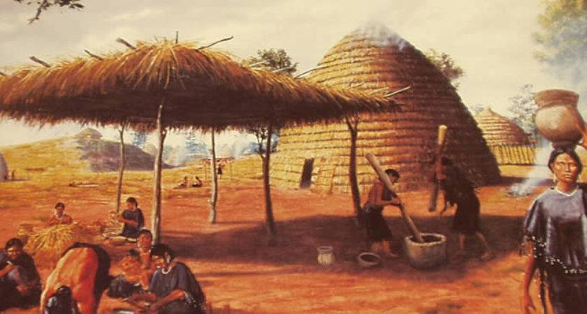 Daily Life Caddo Indians Ehow