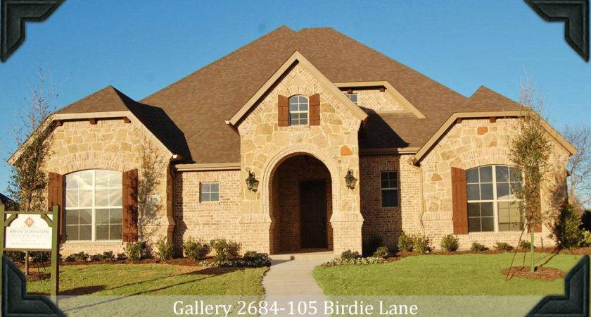 Dallas Fort Worth Red Oak Builders New Home