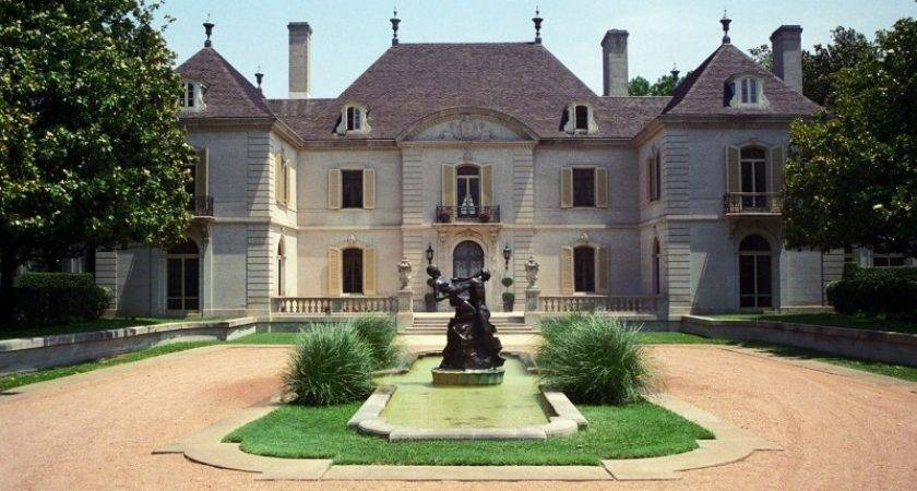 Dallas Texas French Chateau Home Architecturally Significant Homes