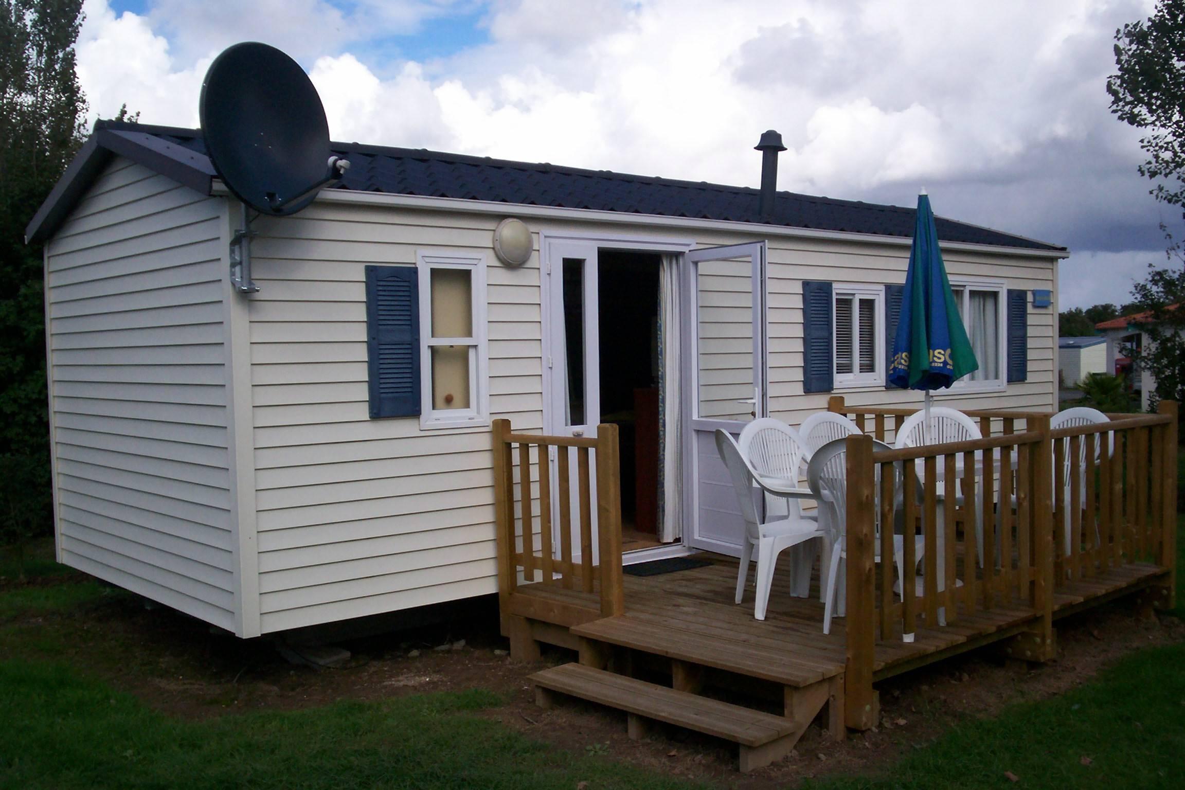 Dark Decks Porches Mobile Homes Afternoon Erins