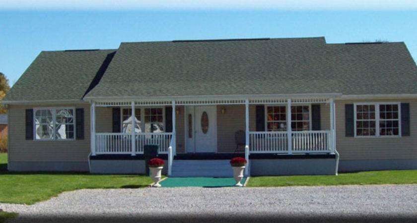 Daye Modular Homes Model Home
