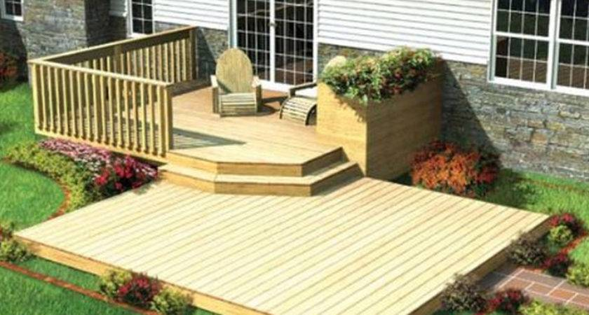 Deck Patio Ideas Mobile Homes