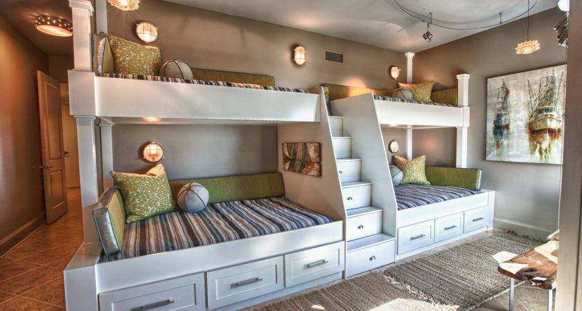 Design Kids Furniture Idea Modern Small Cool Bunk Bed Ideas