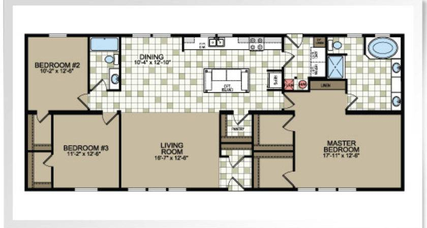Design Manufactured Home Floor Plans Modern Modular
