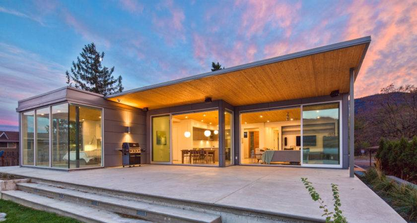 Designer Prefab Homes Canada Usa