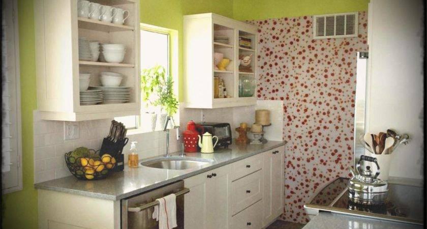 Designs Apartment Kitchen Decorating Ideas Budget
