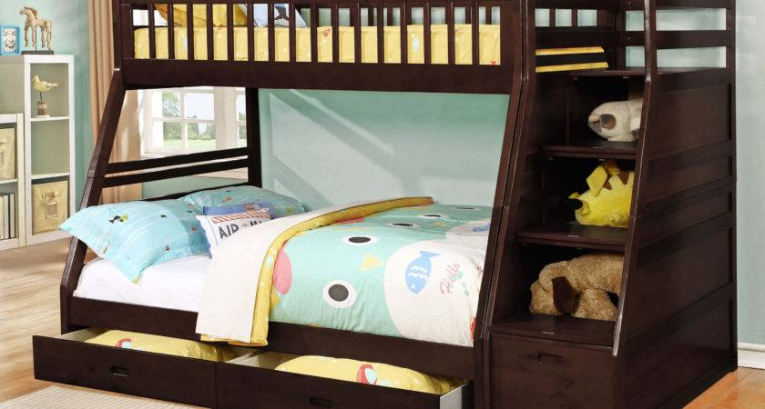 Designs Bunk Beds Steps Kids Love These