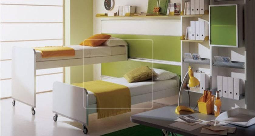 Designs Italian Maker Mariani Kids Room Bunk Bed Loft Design