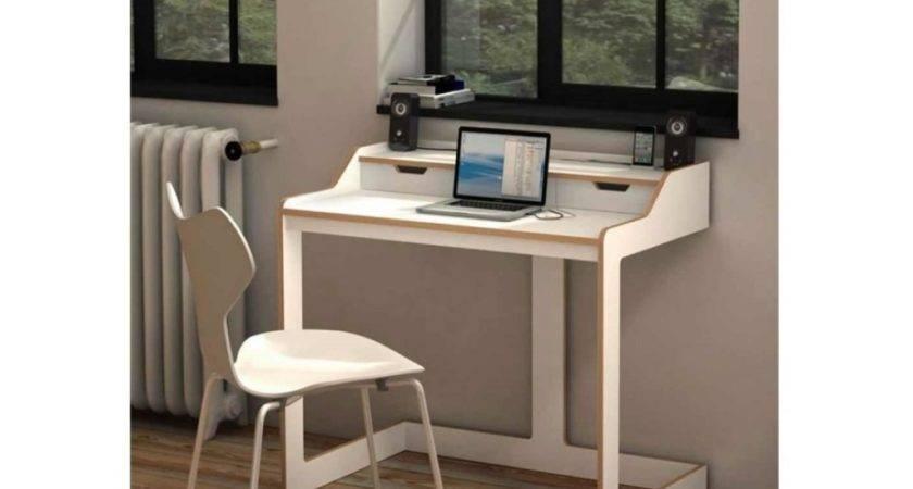 Desk Storage Small Spaces Desks Amys