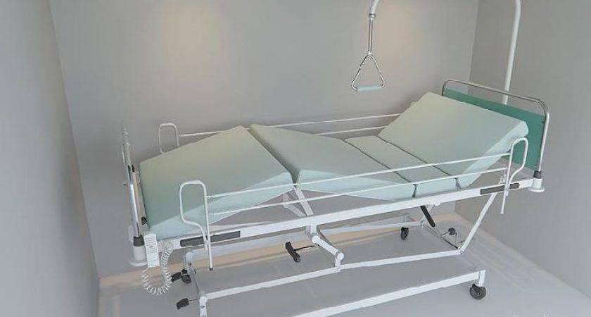 Detailed Models Mobile Beds Hospital Max Mental