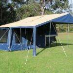 Diamantina Freelander Plus Bedroom Kangaroo Tent City Bbqs