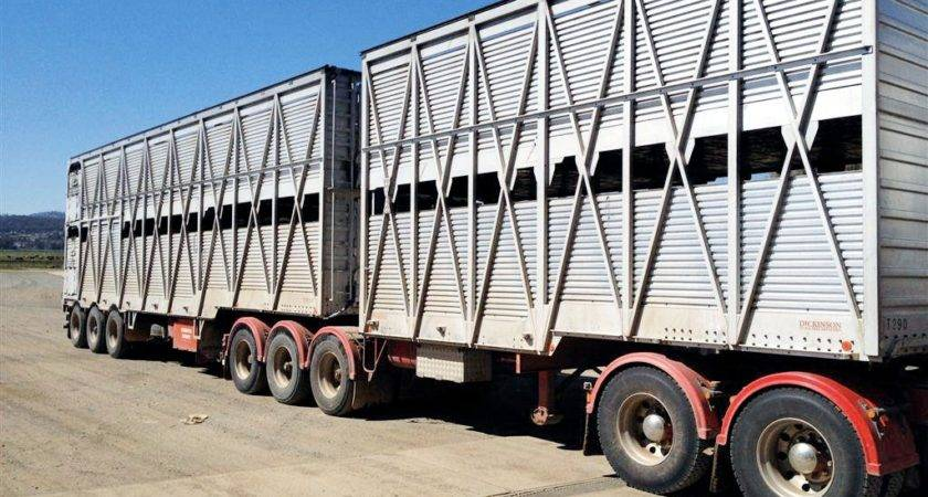 Dickinson Double Trailers Sale