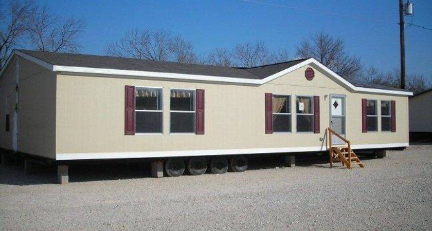 Difference Between Manufactured Homes