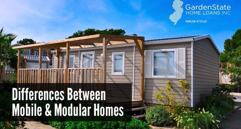 Difference Between Mobile Homes Modular
