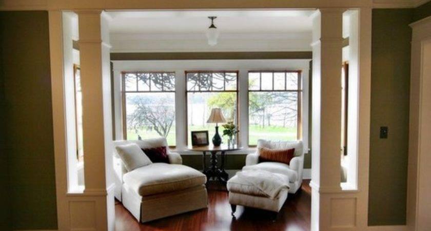 Differentiates Living Room Sitting Area