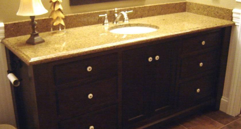 Diy Bathroom Countertops Good Ideas Pinterest