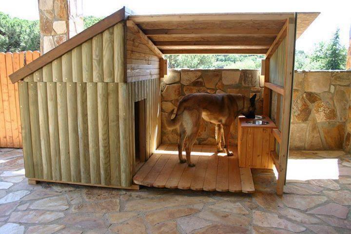 Dog House Plans Diy Cozy Home