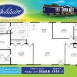 Double Wide Floorplans Manufactured Home Floor Plans Mobile Homes