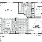 Double Wide Mobile Home Floor Plans Floorplans