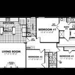 Double Wide Mobile Home Floor Plans Legacy Housing Wides
