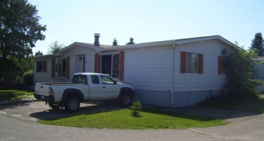 Double Wide Mobile Home Sale Short Edmonton Alberta