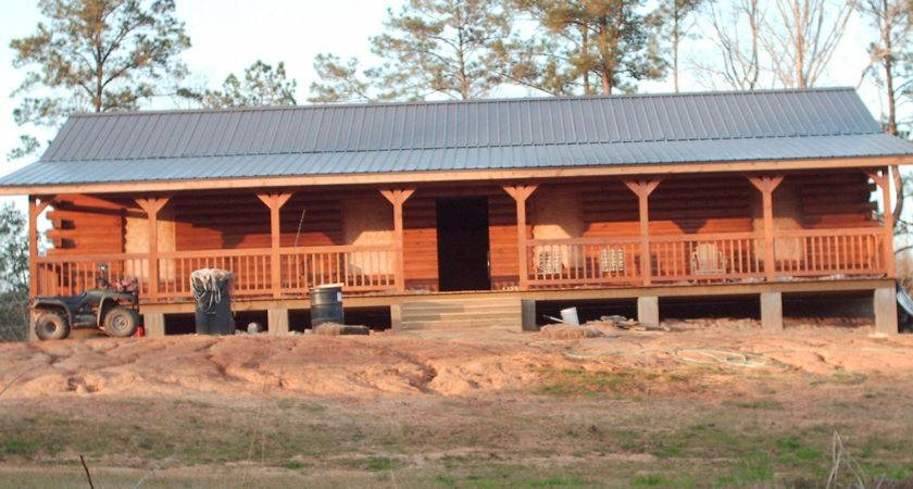 Double Wide Mobile Homes Log Cabin Pin Pinterest