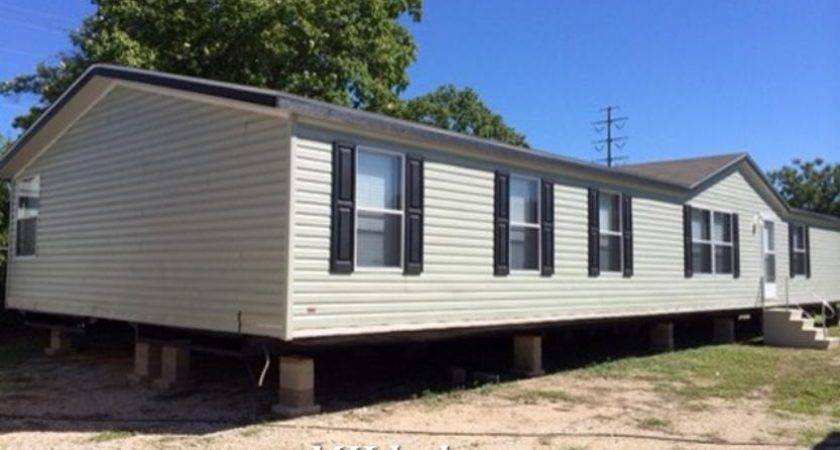 Double Wide Mobile Homes Sale Texas
