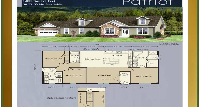 Double Wide Trailer House Floor Plans Trend Home Design