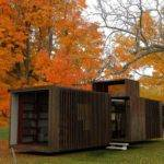 Drop House Modular Prefab Recycled Shipping Container Home