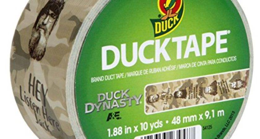 Duck Brand Dynasty Printed Duct Tape