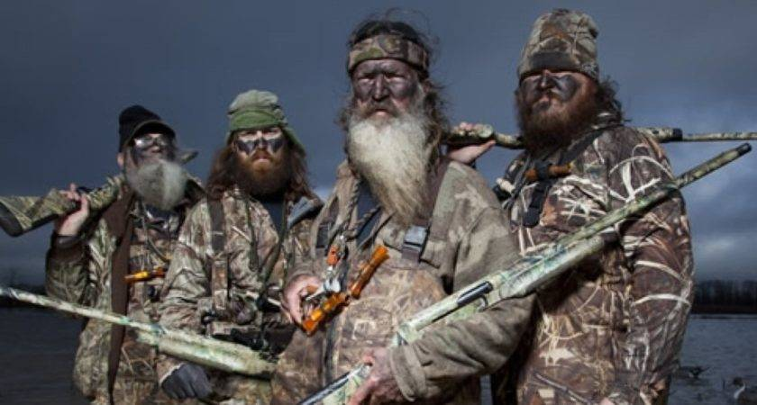 Duck Dynasty Review Hyper Masculine Redneck Reality