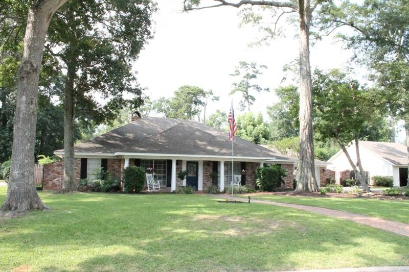 Dumbarton Lake Charles Home Sale