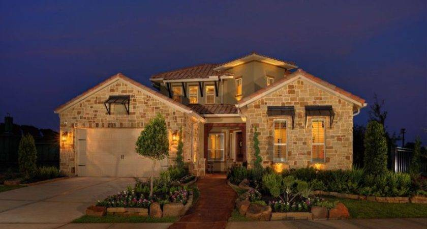 Early Sales Garden Style Model Homes Open Imperial Sugar Land