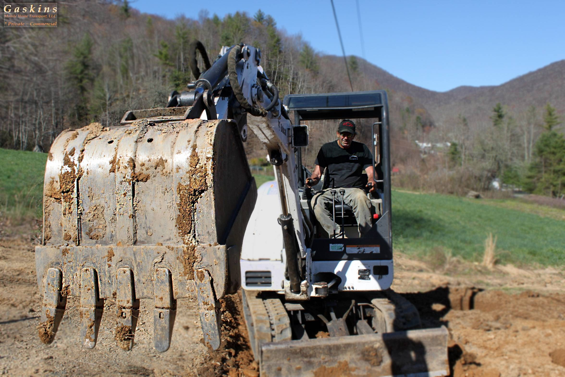 East Tennessee Mobile Home Setup Gaskins
