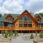Eastern Adirondack Home Design