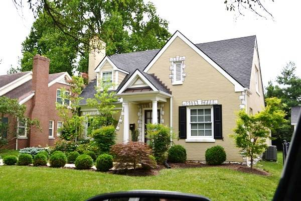 Easy Approach Paint Brick House Painting Staining