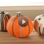Easy Carve Halloween Pumpkins Decorate Tape