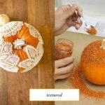 Easy Carve Pumpkin Holiday Ideas Pinterest