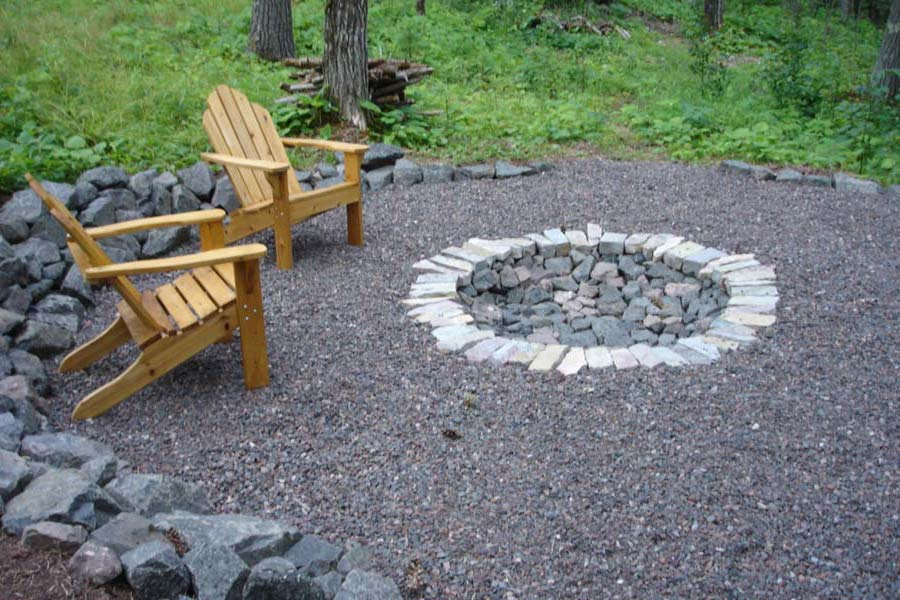 Easy Fire Pit Designs Landscaping Ideas Design