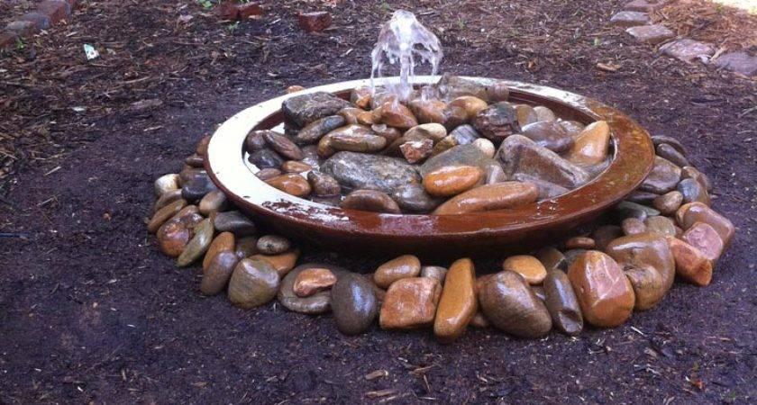 Easy Make Diy Fountain Design Ideas