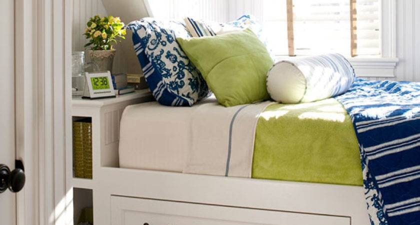 Easy Solutions Decorate Small Space Storage