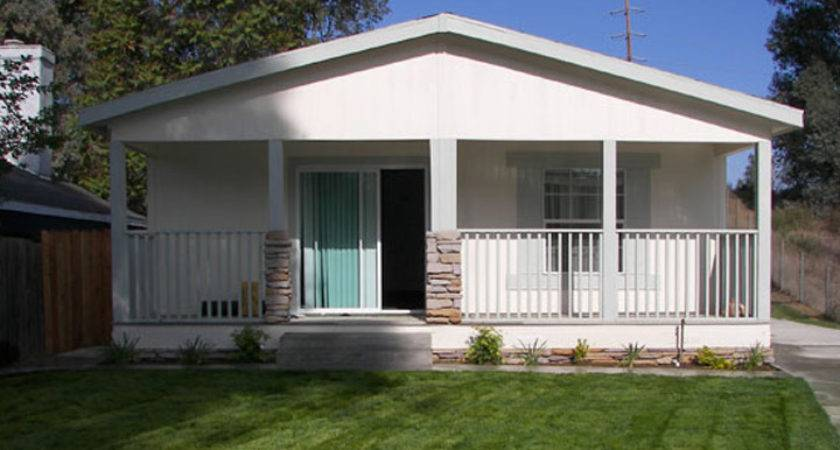 Eco Friendly Small Manufactured Homes Mobile Ideas