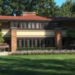 Edward Florence Irving Residence Designed Frank Lloyd Wright