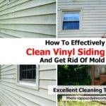 Effectively Clean Vinyl Siding Get Rid Mold